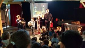 spectacle pour enfant concert