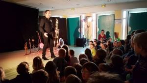 spectacle pour enfant jazz