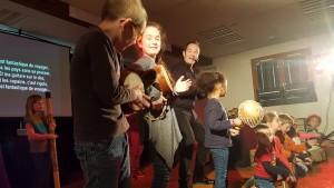 spectacle pour enfants concert et chanson