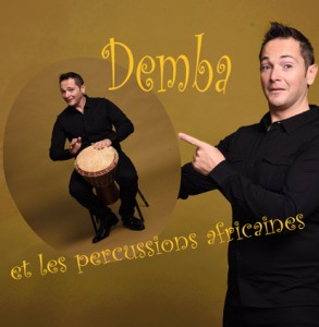 affiche-Demba-et-les-percussions-africaines-Etienne-SIBILLE