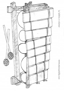 coloriage-balafonEtienne-SIBILLE